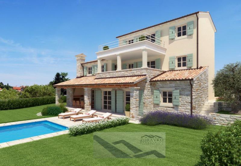 Izaberite – naručite jednu od 12 villa.