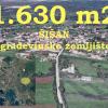 Građevinsko zemljište 1.630 m2, Šišan